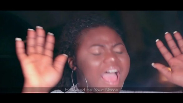 Watch & Download video Abba Father By Chris Morgan