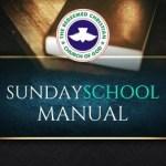 RCCG Sunday School TEACHER's Manual For 16 June 2019