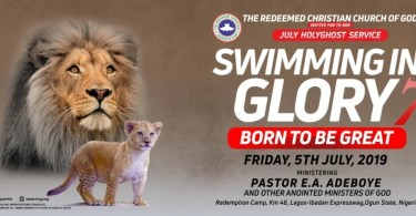 Watch Video RCCG JULY 2019 Holy Ghost Service LIVE
