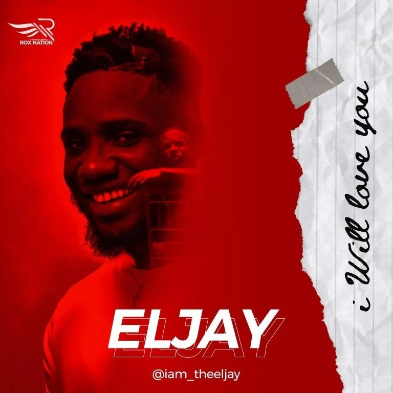 Download Music I will love you Mp3 By Eljay