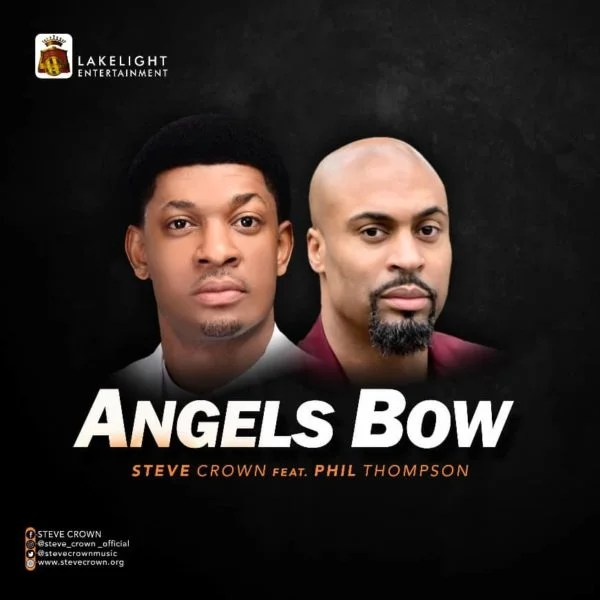 Download Music Angels Bow Mp3 By Steve Crown