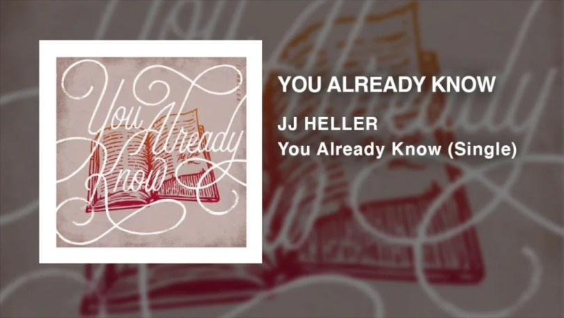Download Music JJ Heller You Already Know Mp3