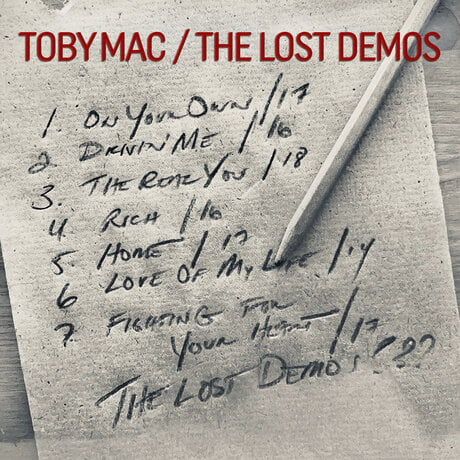 "Download Music ""The Lost Demos"" Album By TobyMac"