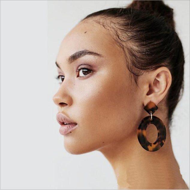 big fashion earrings