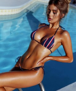Womens French Style Micro Bikini