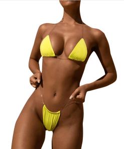 Nova Invisible String Micro Bikini