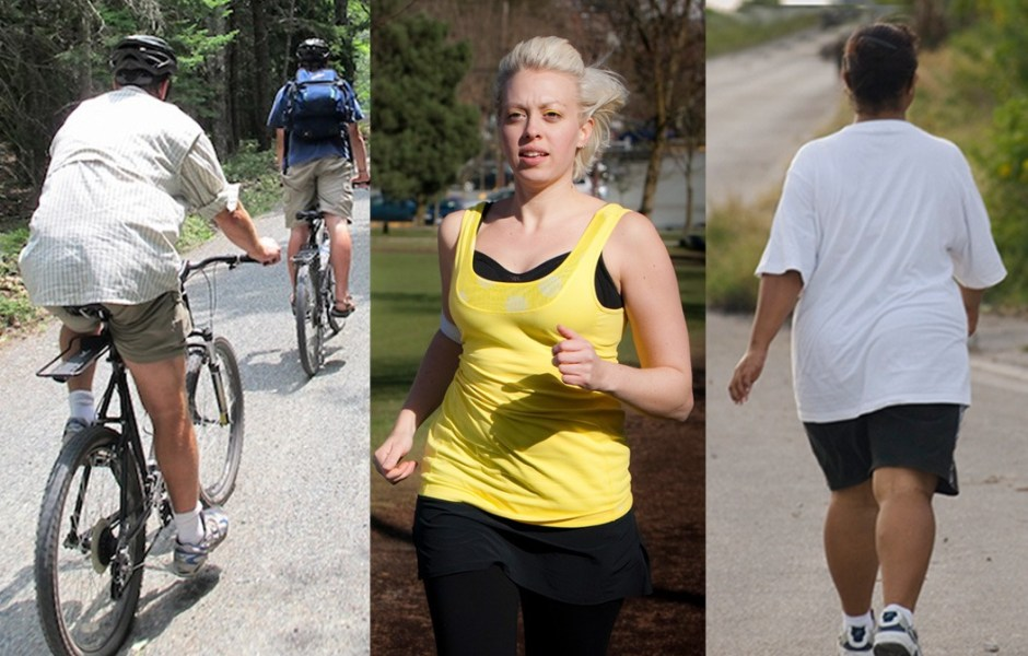 Prime Surgicare Trailblazers, Trotters and Trekkers — our bariatric patients biking, jogging and walking groups.