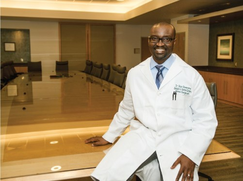 Dr. Seun Sowemimo - Prime Surgicare, NJ
