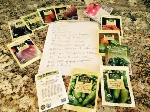 We are trying something new this year starting our own seedlings got 52 of different tomatoes ,peppers, and eggplants