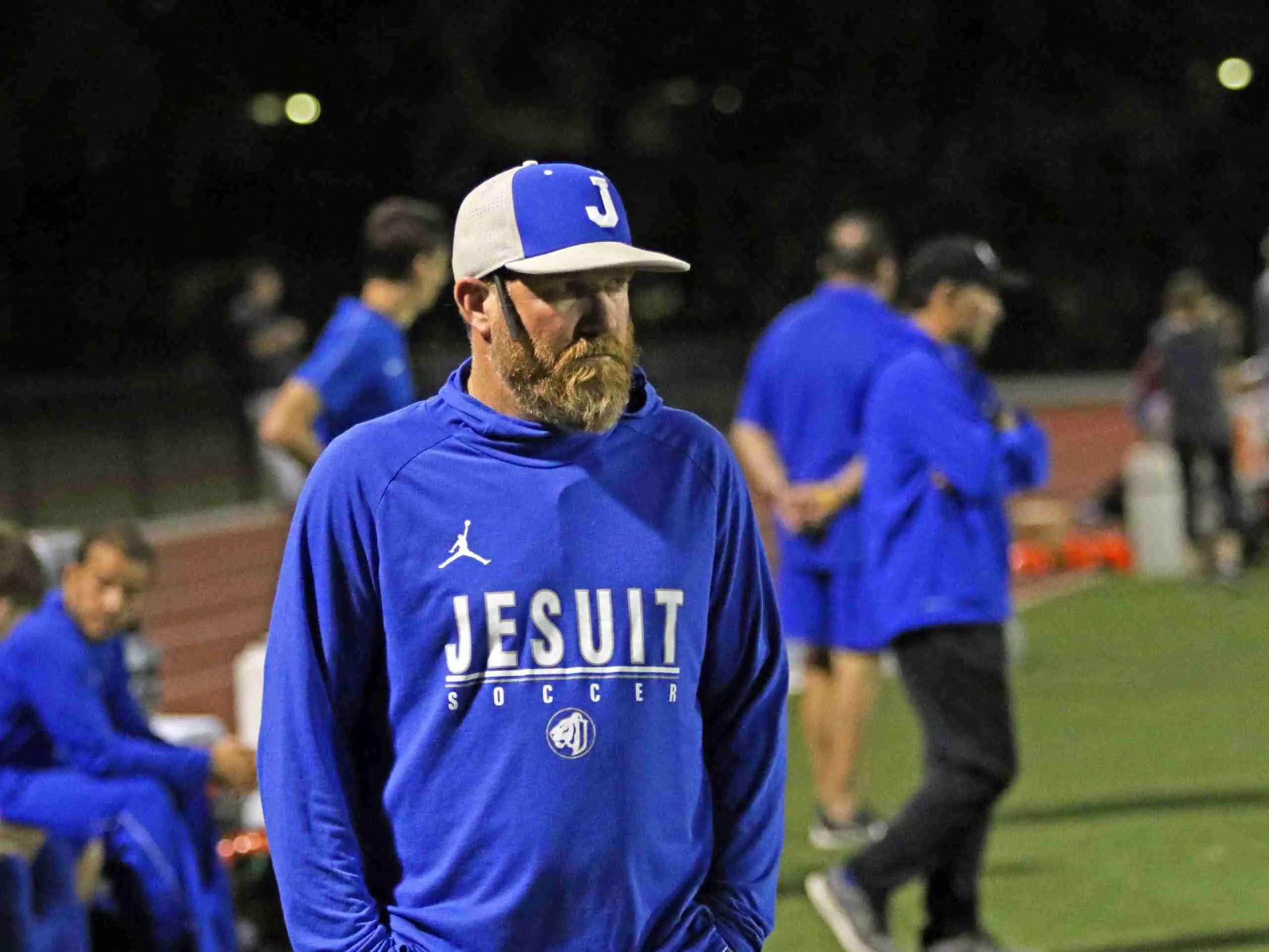 Jesuit's Eric Sims