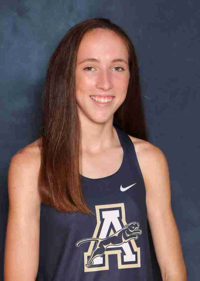 Academy of the Holy Names' Megan Hughes