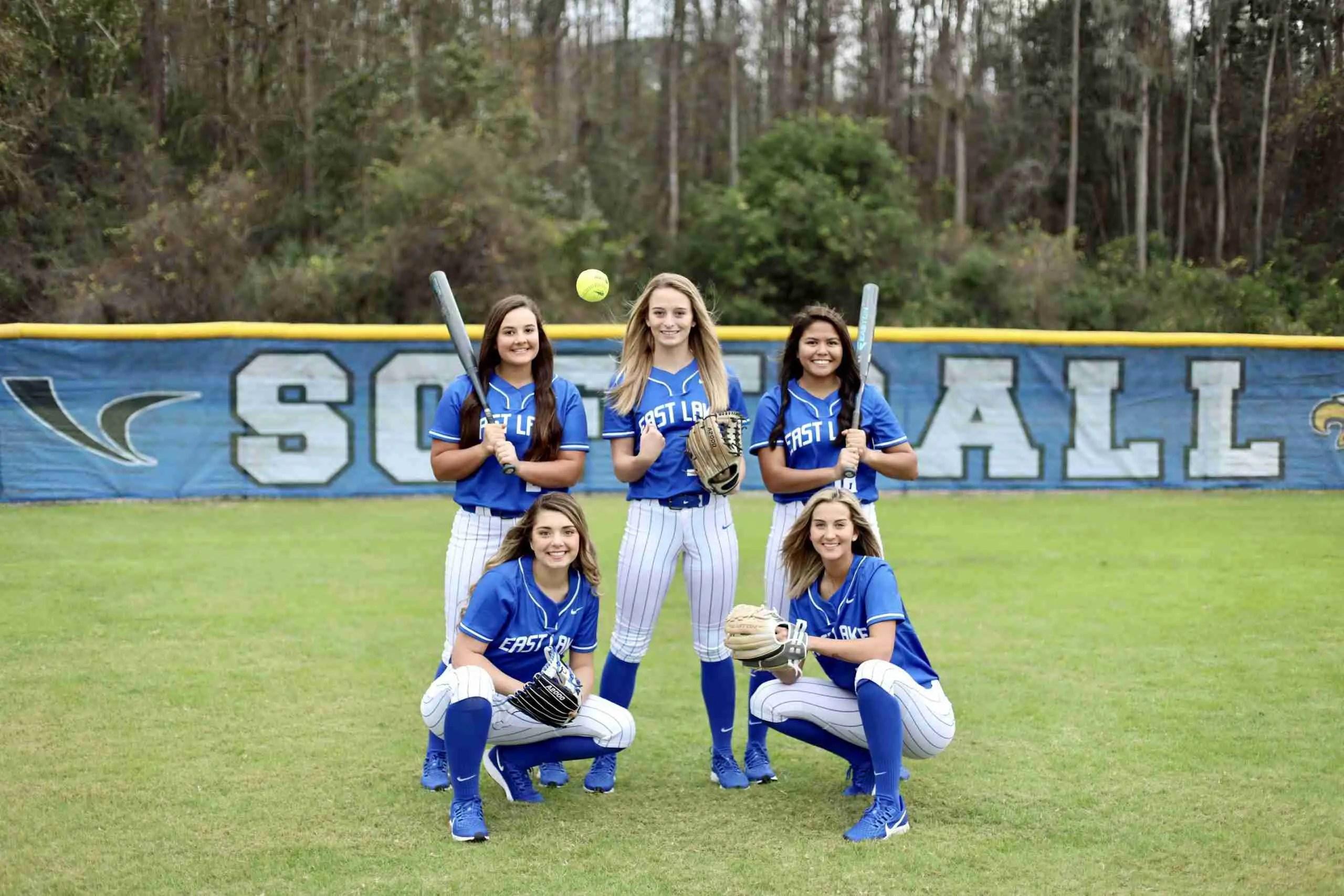 East Lake's softball seniors