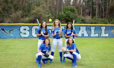 East Lake's softball seniors