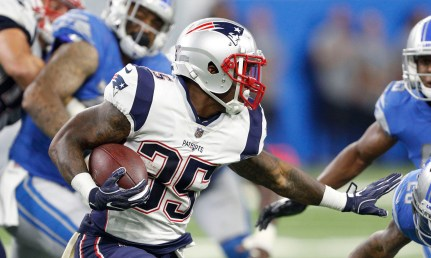 NFL: New England Patriots at Detroit Lions