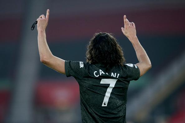 Should Manchester United consider startting Edinson Cavani more?