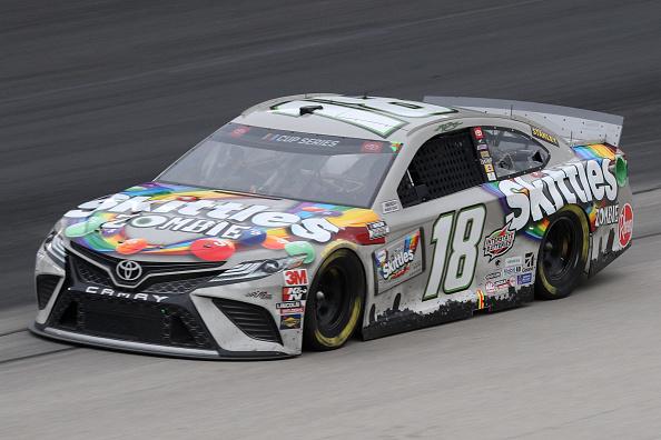 NASCAR DFS Instacart