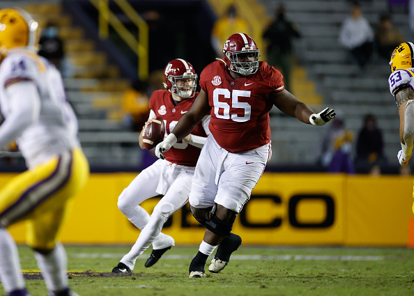 NFL Draft Scouting Report: Deonte Brown