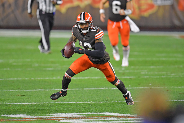 Cleveland Browns fantasy