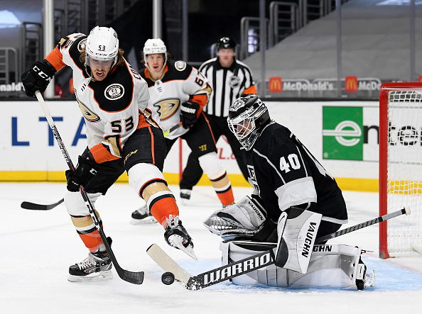 Anaheim Ducks Season Recap