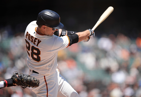 MLB Edition: Did you realize: Buster Posey
