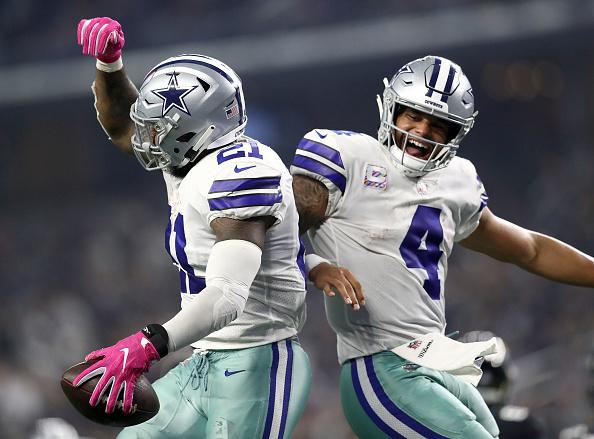 Dallas Cowboys Fantasy Preview