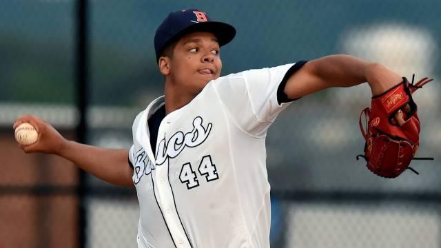 MLB Draft Profile: Chase Burns