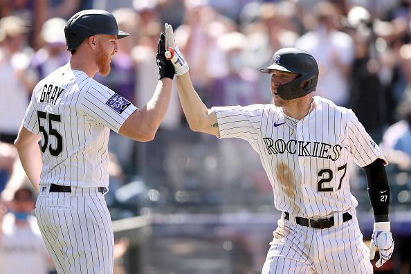 New York Mets and Colorado Rockies talking blockbuster