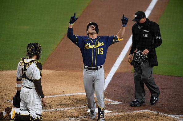 MLB DFS Tyrone Taylor