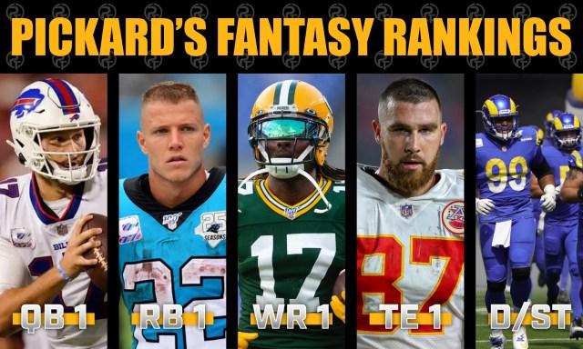 Fantasy Rankings