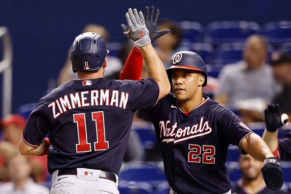 Washington Nationals All-Time 26-Man Roster