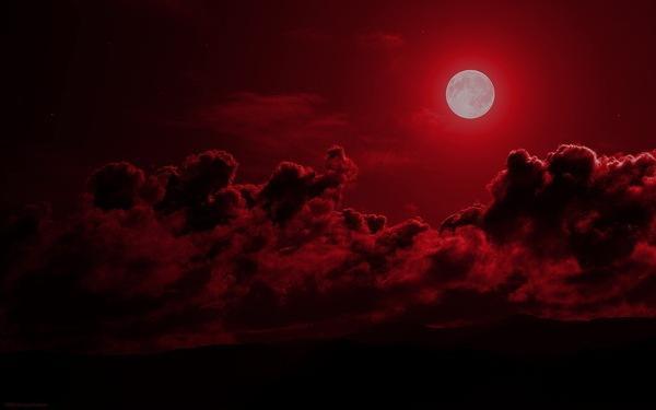Приметы о Луне полнолуние новолуние красная Луна