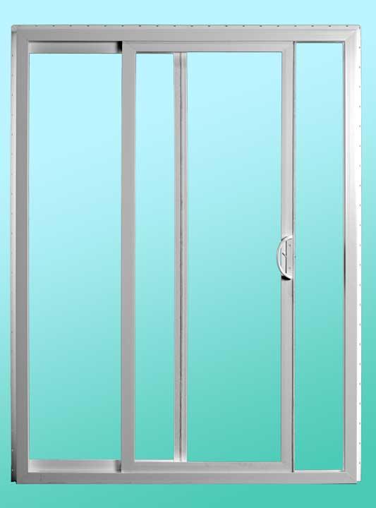 series 411 vinyl sliding patio door prime window systems