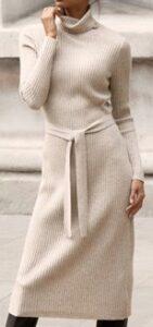 Reiss Kara Knitted Bodycon Dress,