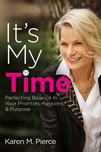 It's My Time by Karen Pierce in our October reading list