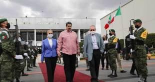 MADURO CALIFÓ DE PROVOCACIÓN DISCURSOS  DE LOS PRESIDENTE DE PARAGUAY Y URUGUAY
