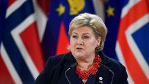 Primera ministra de Noruega fue multada por infringir restricciones  sanitarias del COVID-19 - Primicias 24