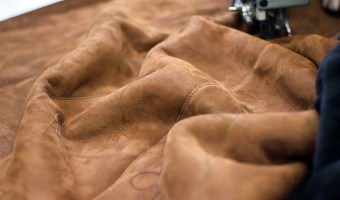4 Tips on Sewing Leather