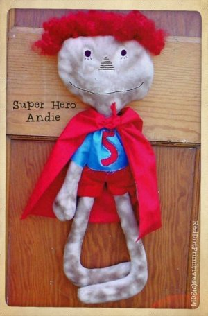 Free Super Hero Andie Pattern - Free Doll Pattern