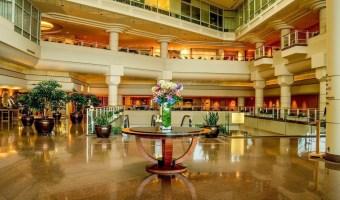 Building Lobby Decor