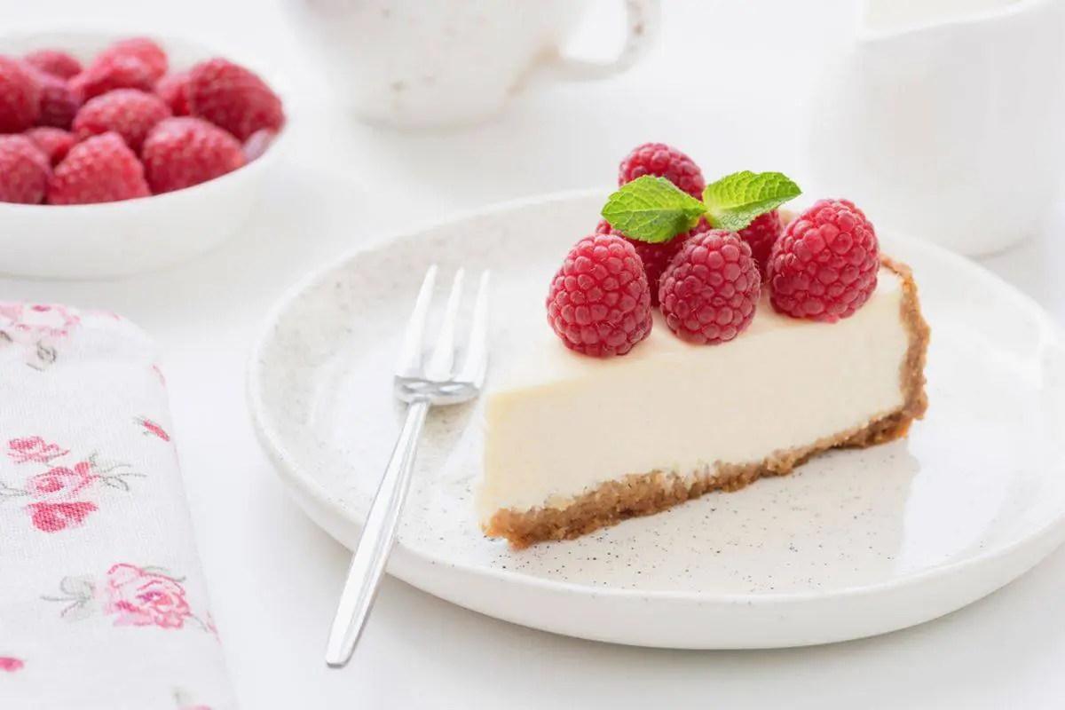 Cheesecake Senza Cottura Con Il Bimby Il Massimo Della Golosità E Velocità