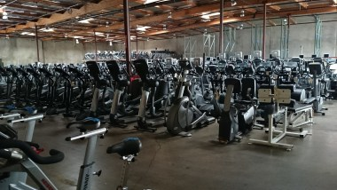 Gym Equipment for Apartments