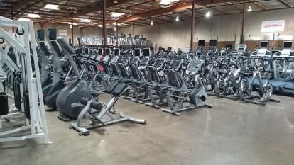 Hotel Gym Equipment