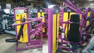 Cybex VR3 and Precor Cardio Gym Package
