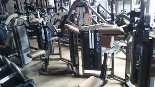 Hammer Strength MTS Gym Package