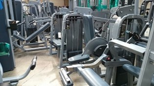 Precor Icarian and 885 Gym Package