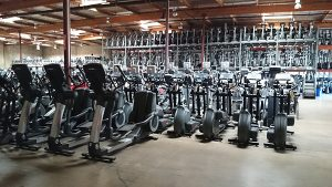 used gym equipment dealer warehouse