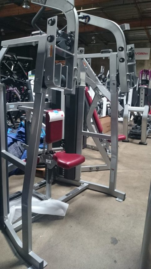 Life Fitness Signature (Silver) 2