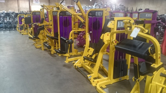 Life Fitness Pro 2 5