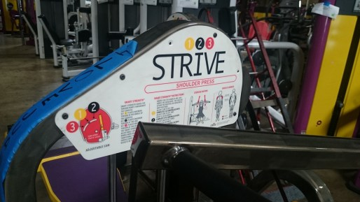 Strive Strength 4
