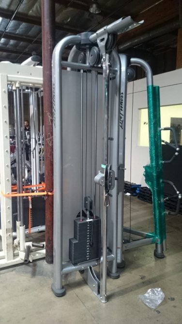 Life Fitness Signature Cable Crossover 3